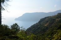 Incredible scenery from the Cinque Terre Hike